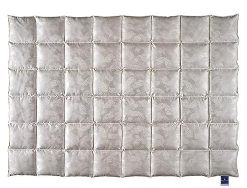 pretty nice b2c97 8b1b1 Billerbeck Eiderdaunen Decke Daune Exclusiv No1 Jacquard-Light - 135 x 200  cm